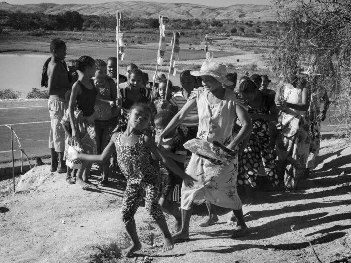 MADAGASKAR - Famadihana