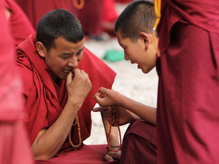 Tibet - disputace